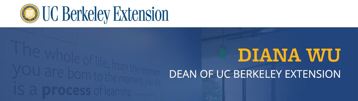 Dean of UC Berkeley Extension